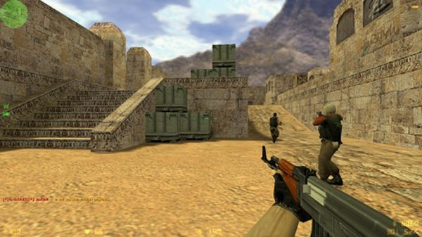 malicious Counter Strike 1.6 servers