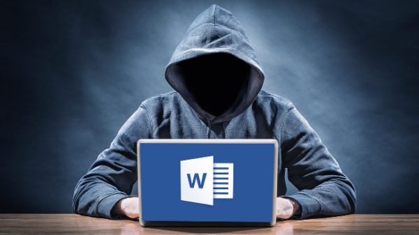 Microsoft word bug