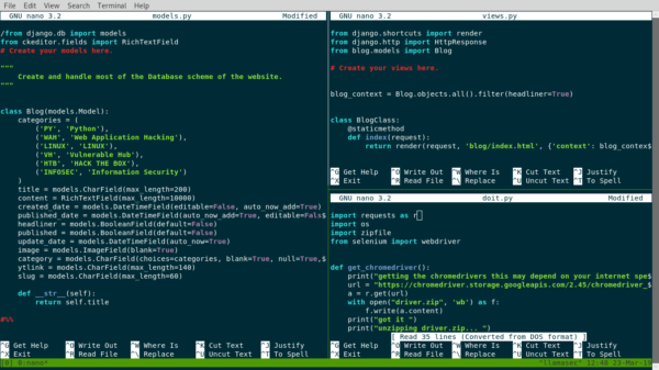 Tmux - An Introduction to a Hacker's Swiss Army Knife - Latest