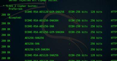 SSLyze: A Python Tool For Analyzing SSL Configurations