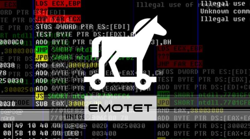 emotet tactics
