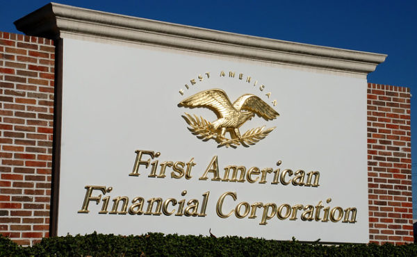 first american financial corp exposed data