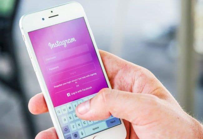 scraped Instagram influencers data