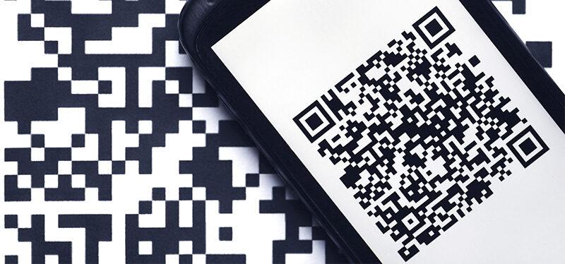 QR codes phishing