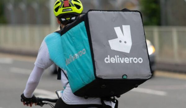 Deliveroo accounts hacked