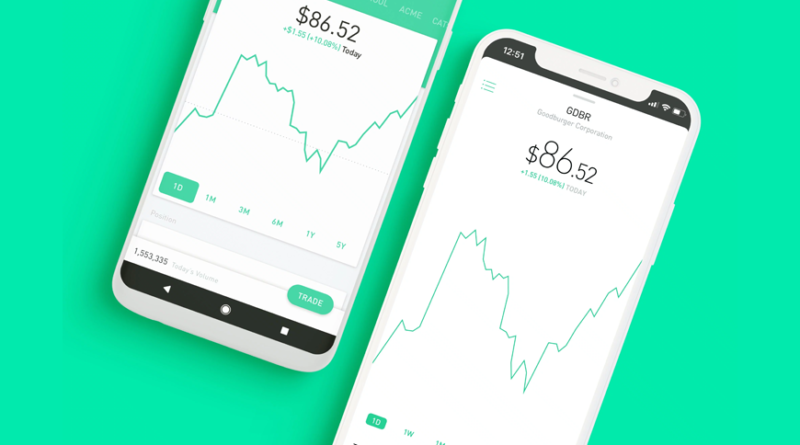 Robinhood stored customers passwords