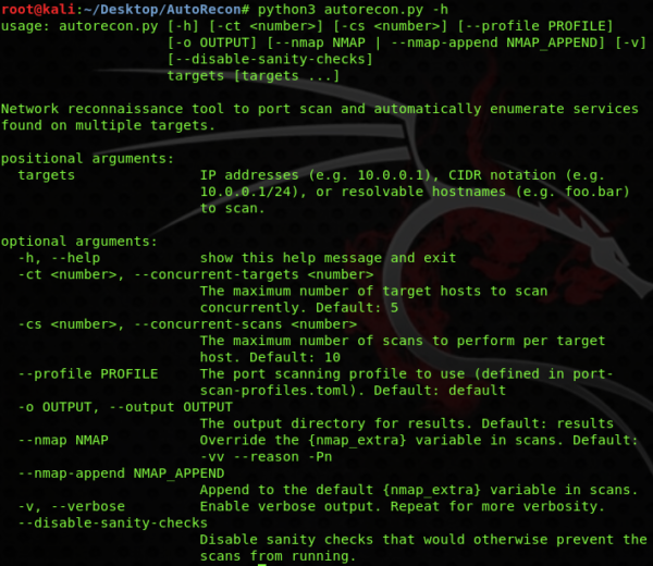 AutoRecon – An Open Source Enumeration Tool | Deep Security News