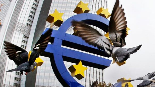 European Central Bank BIRD hacked