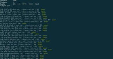 Aquatone | An Open Source Domain Flyover Tool