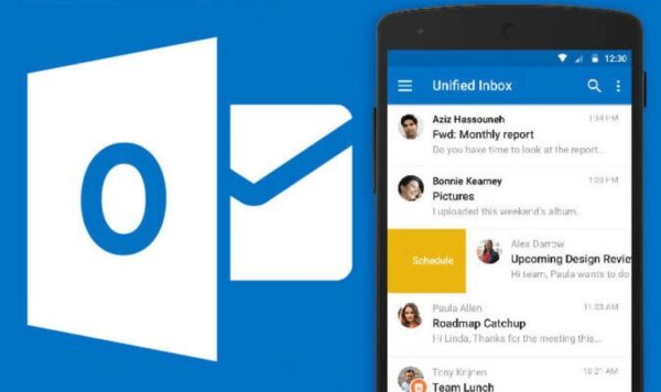 Microsoft Outlook for Android vulnerability