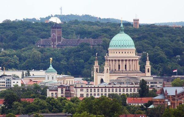 City of Potsdam hacked