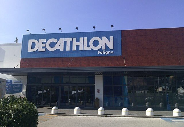 Decathlon data leaked