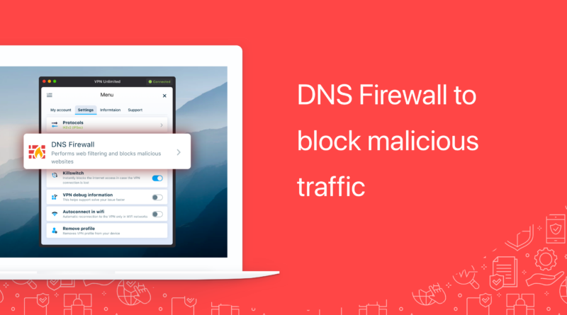 KeepSolid DNS Firewall
