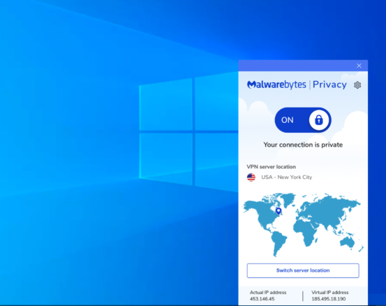 Malwarebytes Privacy VPN