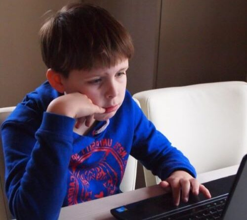 protect kids from cyber threats