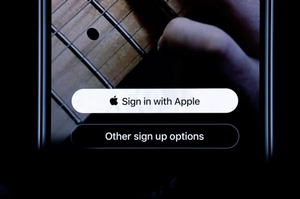 Sign in with Apple vulnerability