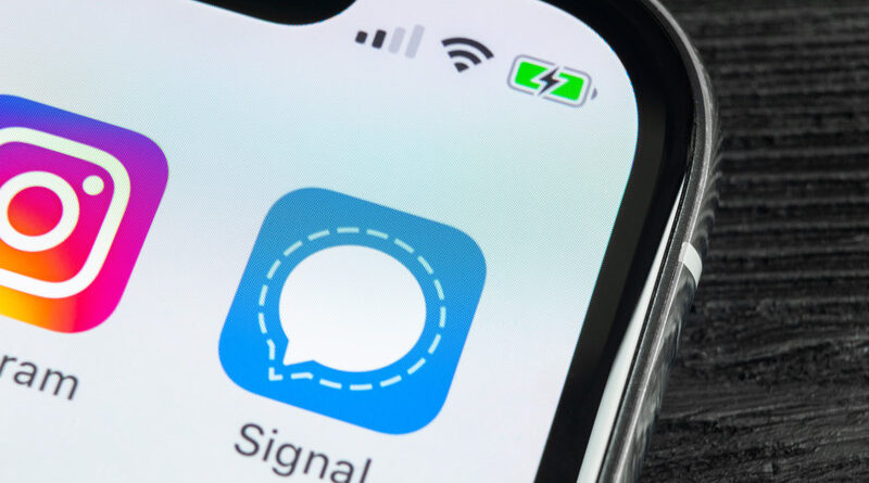 Signal iOS users migrate conversations