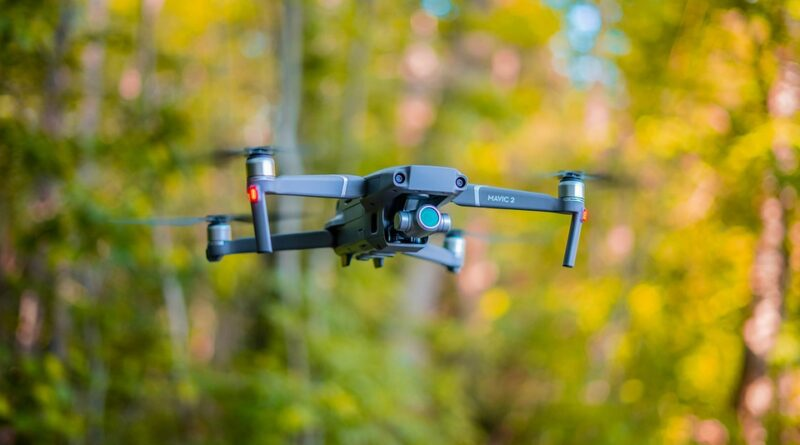 DJI Drones vulnerability