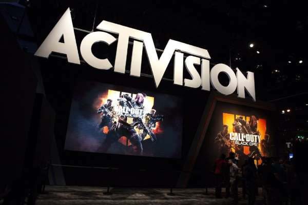 Activision data breach