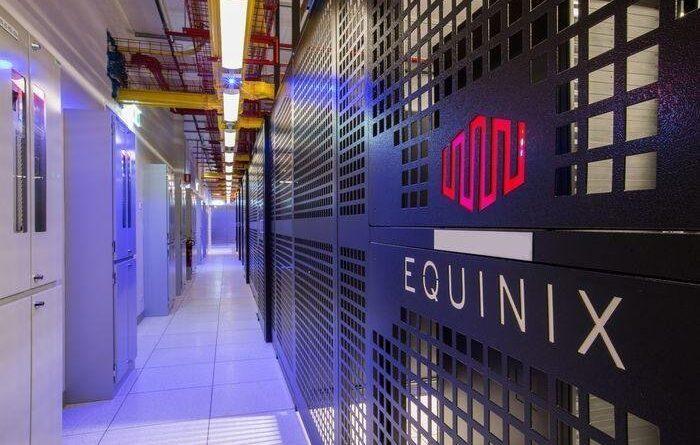 Equinix ransomware attack
