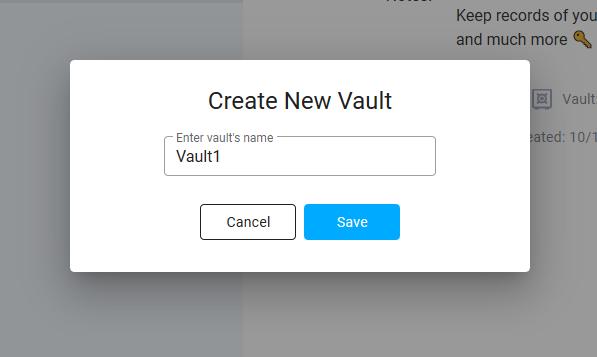KeepSolid Passwarden Vault