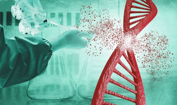 Cyberbiohacking attacks produce malicious DNA sequences